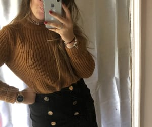 automne, fall, and fashion image