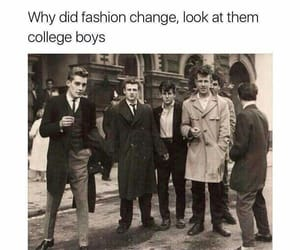 fashion, boys, and college image