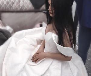bride, fairytale, and gorgeous image
