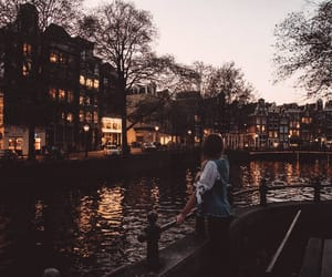 adventure, amsterdam, and autumn image