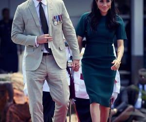 royal family, prince henry, and meghan markle image