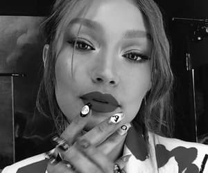 model, fashion, and gigi hadid image