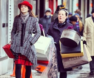gossip girl, shopping, and blair image
