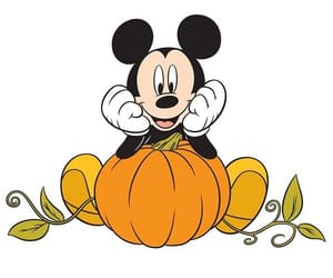 de, disney, and Halloween image