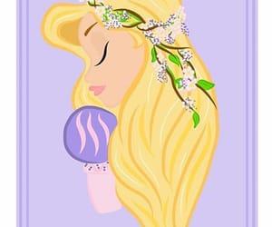 art, drawing, and princess image