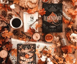 autumn, chill, and tea image