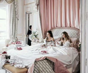 luxury, pink, and princess image