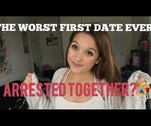 date, makeup, and pink image