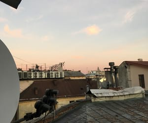 lviv, pink, and roof image