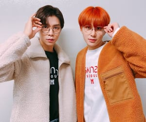 johnny, jungwoo, and nct image