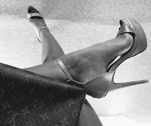 shoes, luxury, and glam image