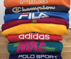 fashion, adidas, and champion image