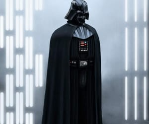 darth vader, vader, and star wars image