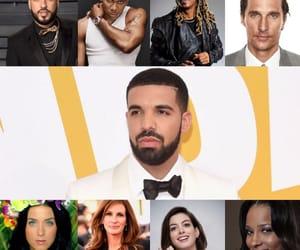 birthdays, celebrities, and Drake image