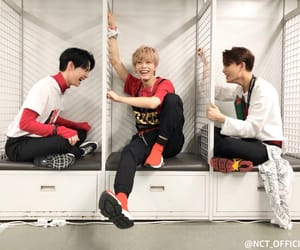 taeil, doyoung, and nct image