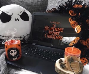 autumn, Halloween, and candles image