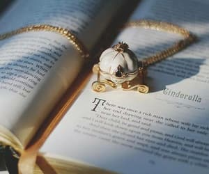 cinderella, book, and disney image