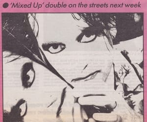 goth, the cure, and post punk image