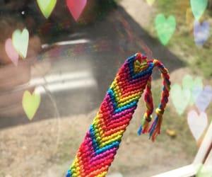 arcoiris, friendship, and rainbow image