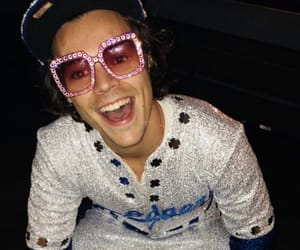 Harry Styles, Halloween, and one direction image
