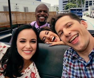 andy samberg, terry crews, and brooklyn nine nine image