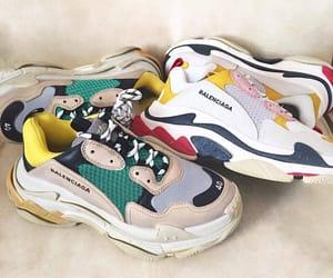 Balenciaga, fashion, and shoes image