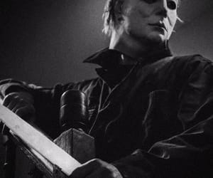 Halloween, horror movie, and jason image