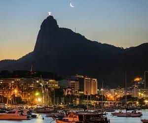 beautiful, brazil, and boat image