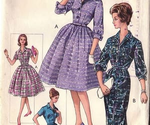 50s, retro, and sewing image