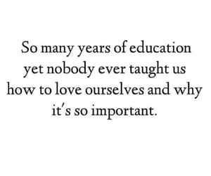 education, quote, and true image