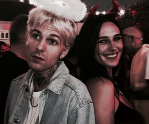 jesse rutherford, couple, and devon carlson image