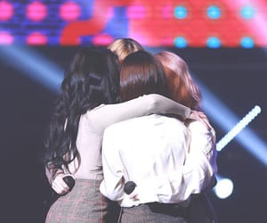 bond, group hug, and hwasa image