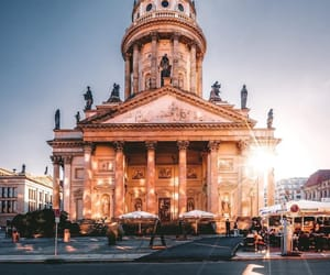 berlin, travel, and city image