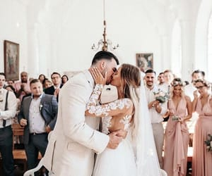 couple, wedding, and instagram image