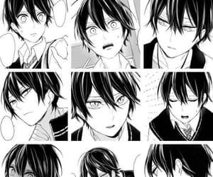 anime, koi to uso, and nisaka yusuke image