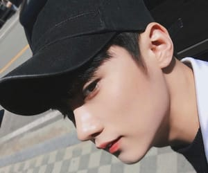aesthetic, asian, and pale image