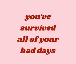 bad day, me, and myself image