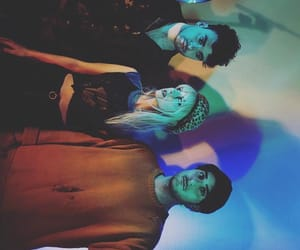 al, zac farro, and after laughter image