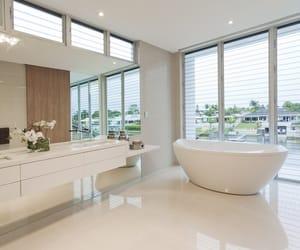 interior design beautiful and white simple classic image