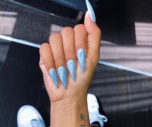 nail art, glamour+glam+luxury, and nail inspo image