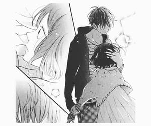 honey, shoujo, and manga couple image