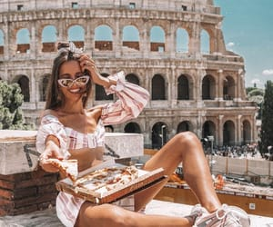 colosseum, fashion, and goals image
