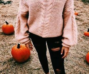fashion, autumn, and Halloween image