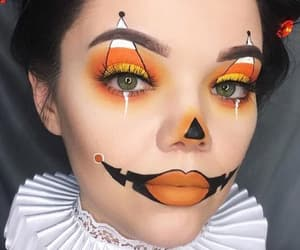 Halloween, makeup, and ideas image