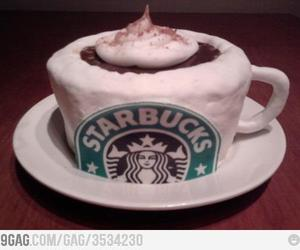 starbucks and cupcakes image