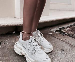 shoes, fashion, and Balenciaga image