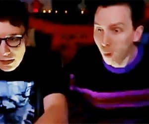 gif, dan and phil, and amazingphil image
