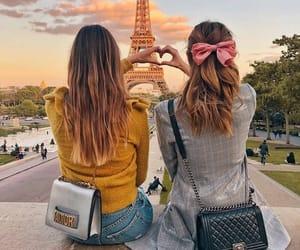 fashion, friends, and beauty image