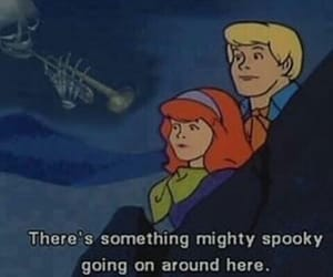 scooby doo, Halloween, and spooky image
