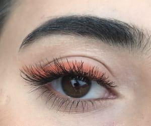 dragon, eyebrows, and eyeliner image